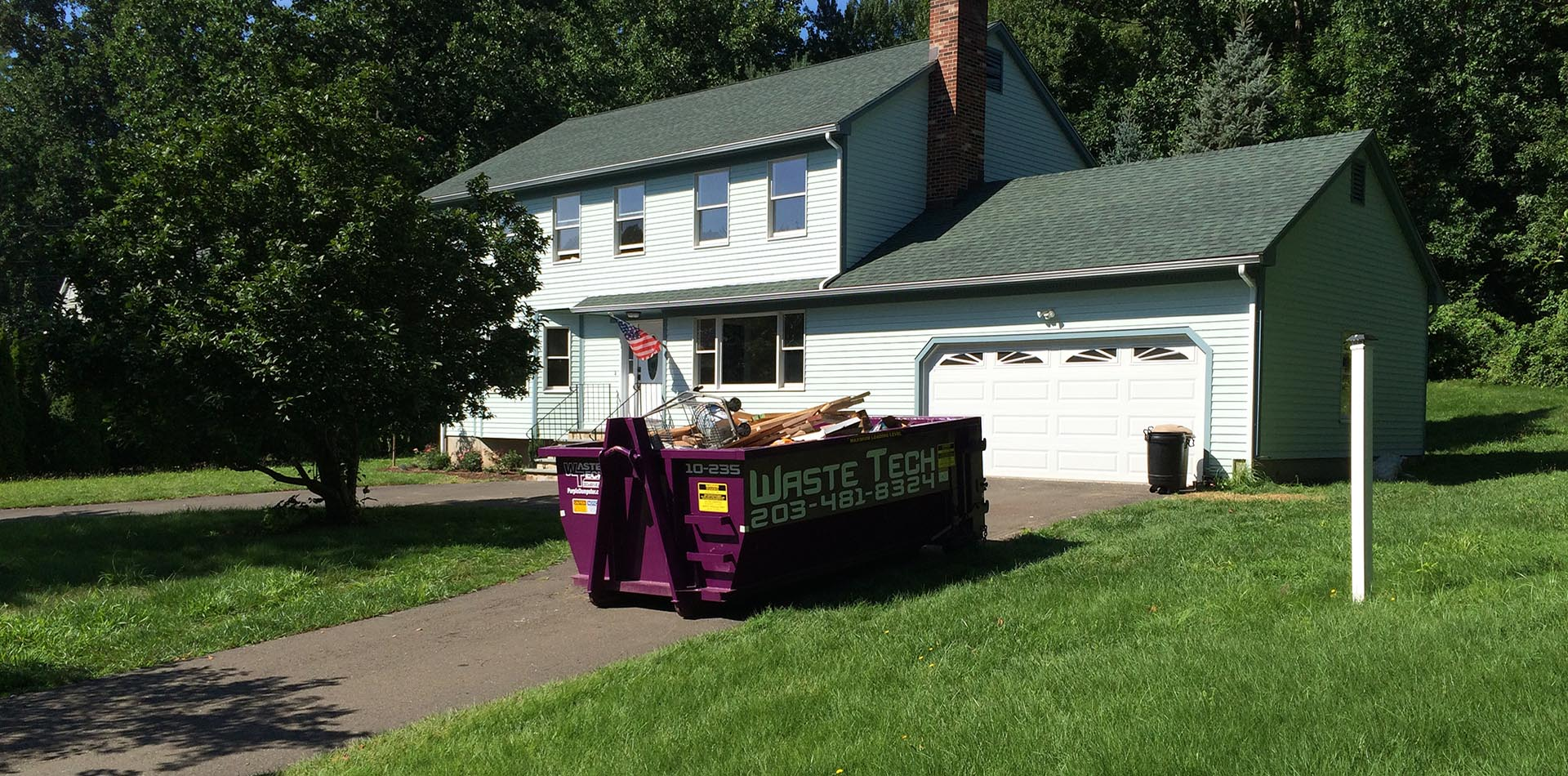 Residential Dumpster Rentals